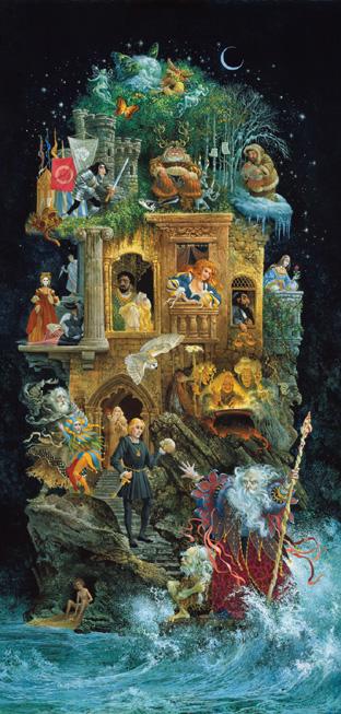 Shakespearian Fantasy