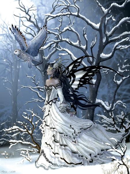 Queen of Owls 1000