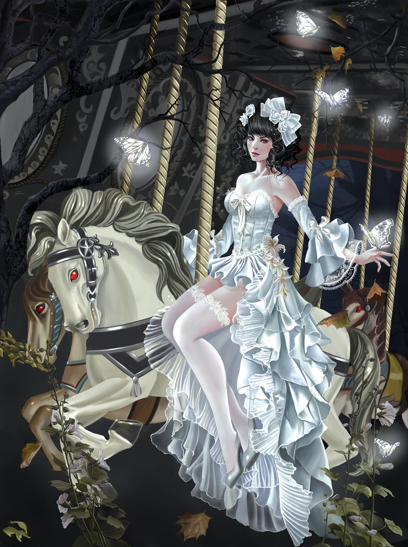 Haunted Carousel