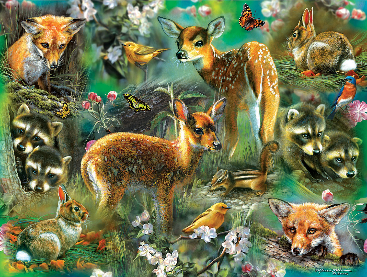 Forest Critters