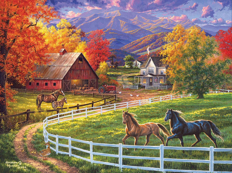 Horse Valley Farm 1000