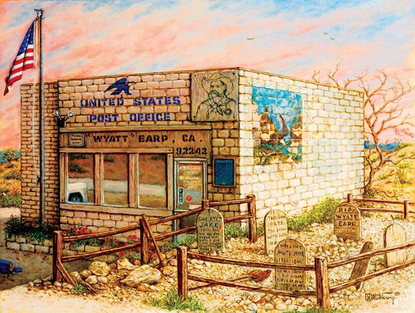 Wyatt Earp Post Office