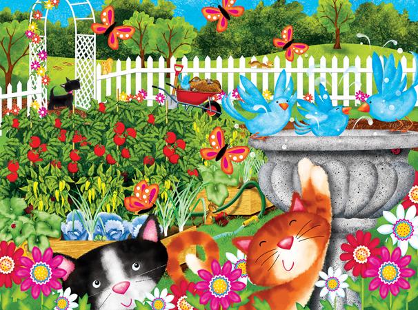 Garden Play Time