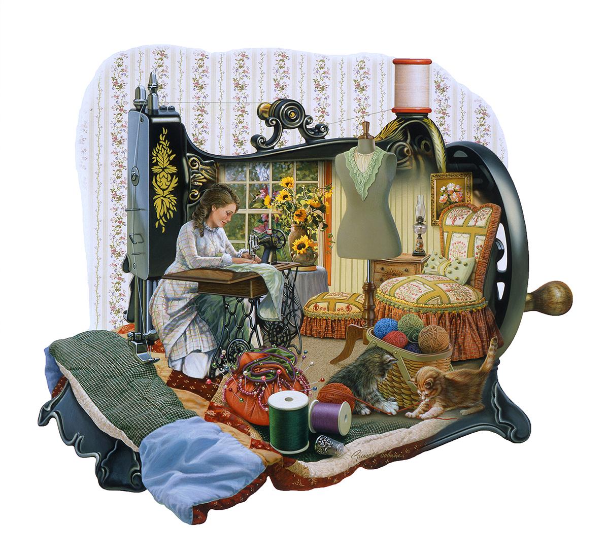 Sewing Memories