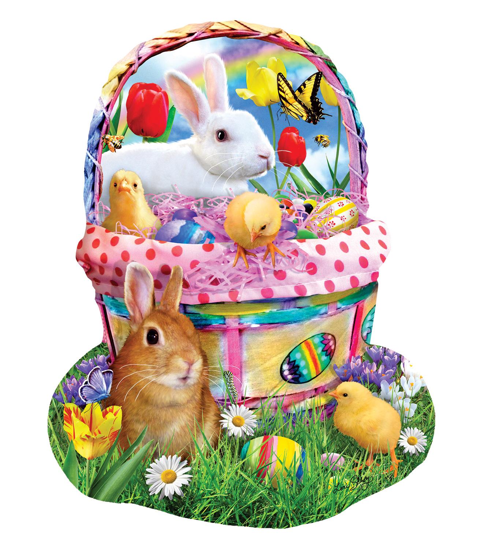 Bunny's Easter Basket