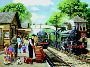 The Train to the Coast