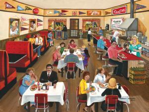 Downtown Café 300