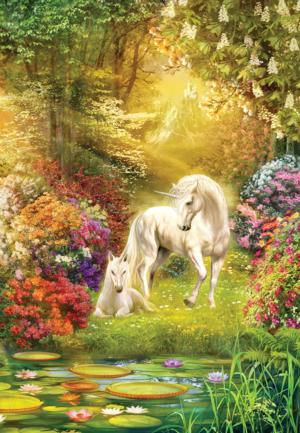 Enchanted Garden Unicorns