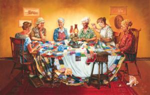 A Quilting Party 550