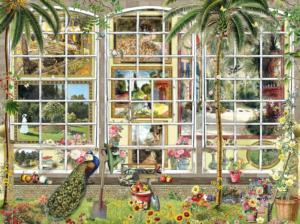 Gardens in Art 1000