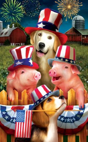 Fourth on the Farm
