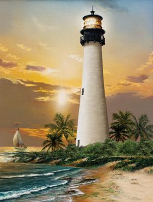 Cape Florida Lighthouse 500