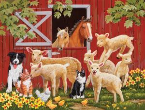 Lamb Parade