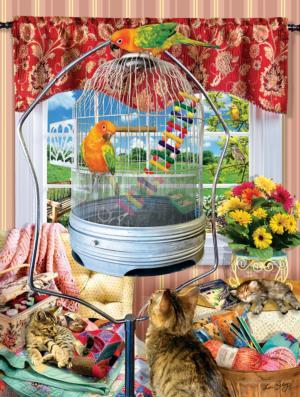 Bird Cage 1000 pc