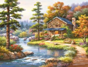 Mountain Creek Cabin 500