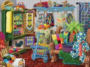 The Quilt Fair 1000