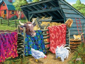 Quilt Cow 300