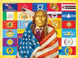Flags of Our Fathers 1000