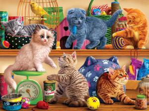 Pet Shop Kittens 1000