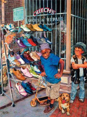 Crazy Shoes 1000