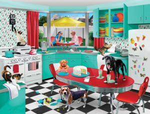 Kitchen Mischief 500