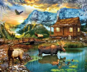 White Mountain Cabin 1000