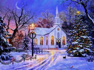The Old Christmas Church