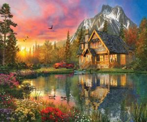 The Mountain Cabin 1000