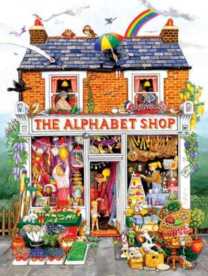 The Alphabet Shop 500