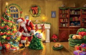Santa's Special Delivery 550