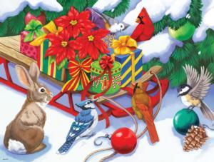 Sled Full of Presents