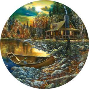 Fall Cabin 500