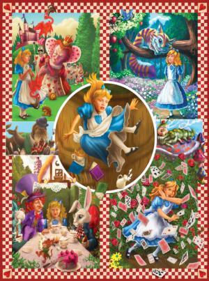 Classic Tales: Alice in Wonderland