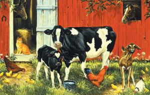 Down on the Farm 100