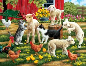 Farm Dance