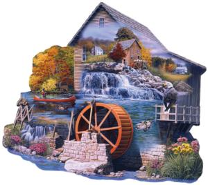 The Old Mill Stream
