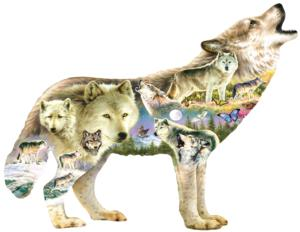 Meadow Wolf