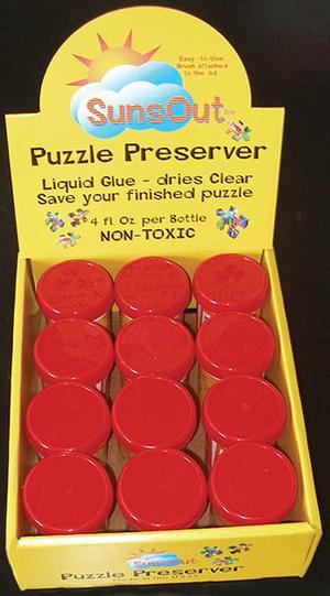 Puzzle Preserver(12 bottles)