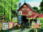 Amish Quilt Sale