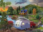 Campers Coming Home 300pc
