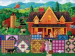 Morning Day Quilt - 500 pc