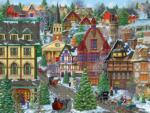 Winter Village Square