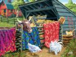 Quilt Cow