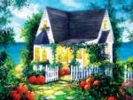 Halloween Cottage