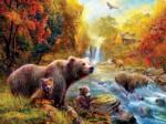 Bears at the Stream