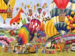 Balloon Landing 1000