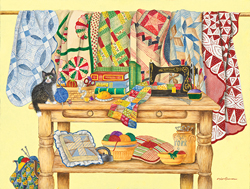 The Quilt Table