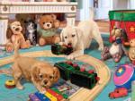 Puppies Playtime
