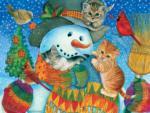 Snowman Cuddles