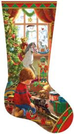 A Boy's Stocking
